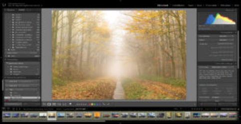 Printscreen Lightroom