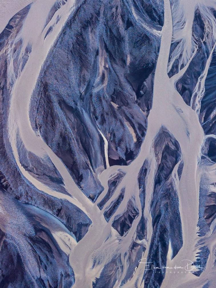 Een rivier in IJsland