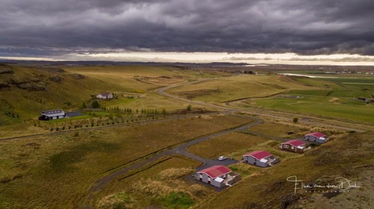 Het huisje bij Flúðir