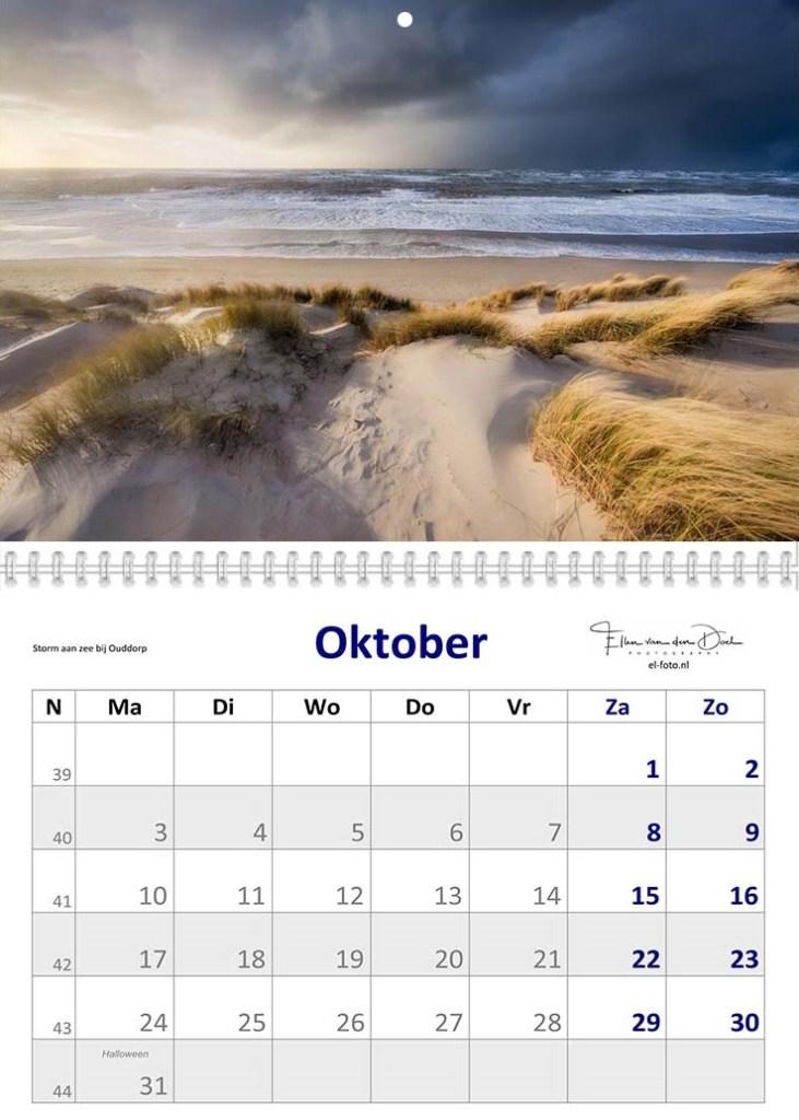 Kalender Goeree Overflakkee 2022