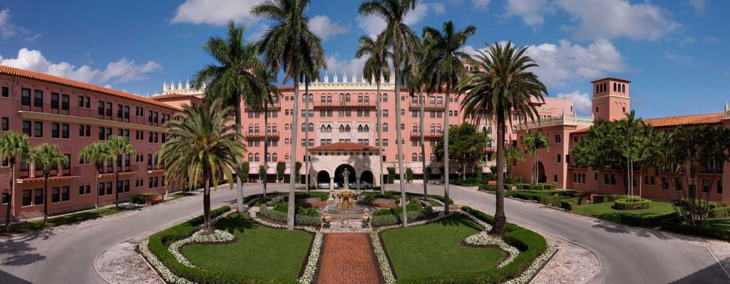 THE WALDORF ASTORIA SPA, BOCA RATON RESORT & CLUB, FLORIDA, USA