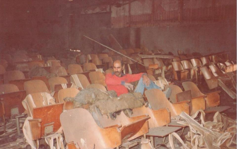 ادوارد معلم - اول بوم عمل - 1983