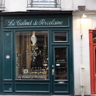 Dans les rues de Paris
