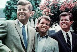 Los hermanos Kennedy
