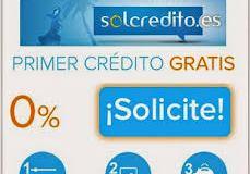 Solcredito, una forma de obtener un préstamo online