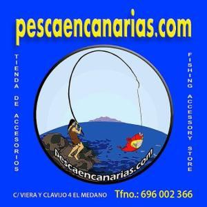 Tienda de pesca en El Médano, Los Abrigos, Las Chafiras, San Isidro, Granadilla, Tenerife sur