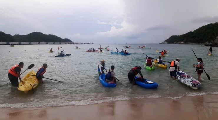 Realizan torneo para 'pescar' botellas y limpiar costas de Oaxaca - El  Mexicano - Gran Diario Regional
