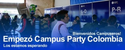 Campus Party Colombia