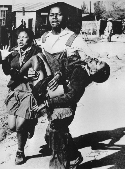 The Power of Imagery: The Death of Hector Pieterson
