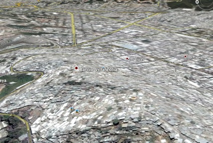 How to Read Google Earth Like Proust