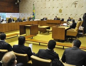Plenário do Supremo Tribunal Federal