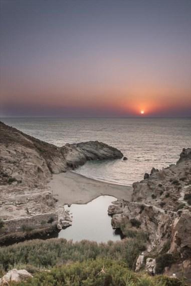 Παραλία Αρτέμιδος, Ικαρία