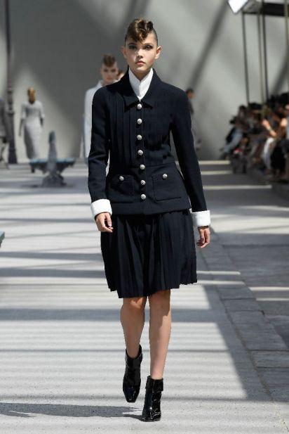 Chanel Haute Couture 5