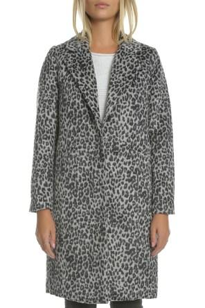 Γυναικείο παλτό GARCIA JEANS με λεοπάρ μοτίβο