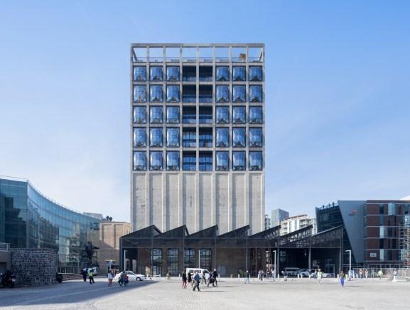 Zeitz Museum of Contemporary Art Africa / Heatherwick Studio