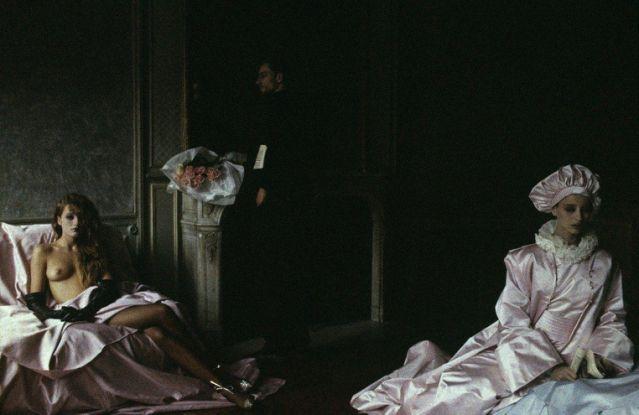 Rosanna (δεξιά) με Chanel, 1985