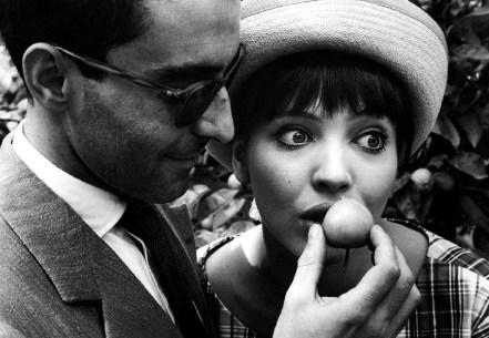 Robert-Lebeck-Jean-Luc-Godard-Anna-Karina-Berlin-1961