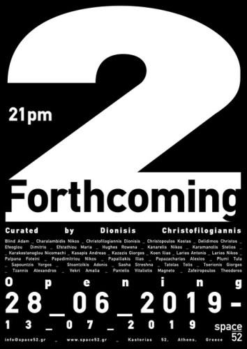 Forthcoming 22 (1)