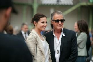 Karl for ever - Virginie Ledoyen & Eric Pfrunder