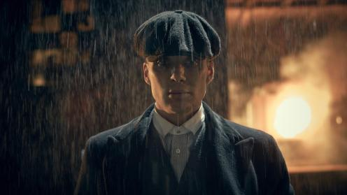 Cillian Murphy como Tommy Shelby - Fuente: i-up.co.uk
