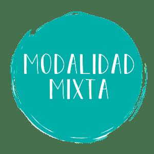 Curso mixto (mensualidad)