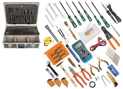 maleta com ferramentas eletronica informatica profissional tramontina 60 pecas - O que faz um técnico em hardware? Descubra tudo sobre a profissão de técnico em hardware.