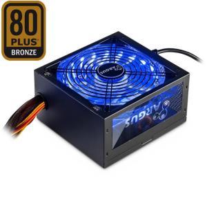 Psu ATX Inter-Tech  Argus RGB-600W 80+ Bronze | ATX POWER SUPPLIES | elabstore.gr