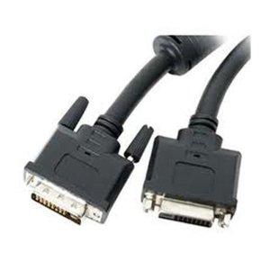 Cable DVI M/F Bulk 5m Logilink CD0005   DVI CABLES   elabstore.gr