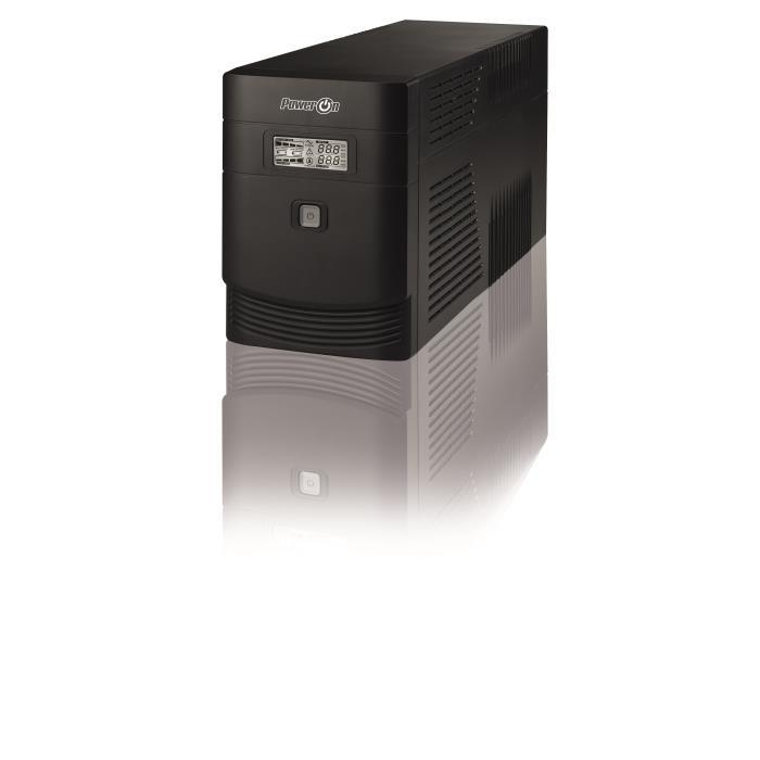 Ups 1600VA Power On VLD-1600   UPS   elabstore.gr