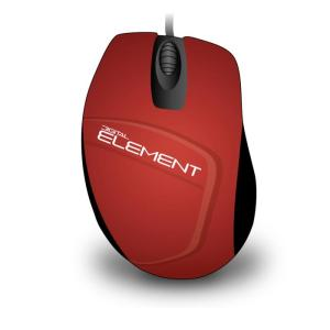 Mouse Element MS-30R   WIRED MICE   elabstore.gr