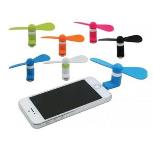 Remax Refon Mini Fan F10 for iPhone 5/6/7 pink   CREATIVE PRODUCTS   elabstore.gr