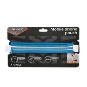 "VAKOSS Θήκη μέσης για Smartphone X-P3785B, έως 5,5"", Blue   Αξεσουάρ κινητών   elabstore.gr"