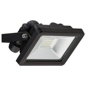59001 LED OUTDOOR FLOODLIGHT BLACK 10W 830lm | ΦΩΤΙΣΜΟΣ / ΗΛΕΚΤΡΟΛΟΓΙΚΑ | elabstore.gr