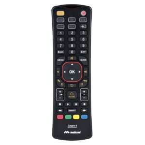 MELICONI SMART 4 REMOTE CONTROL / KEYBOARD / AIRMOUSE   ΕΙΚΟΝΑ / ΗΧΟΣ   elabstore.gr