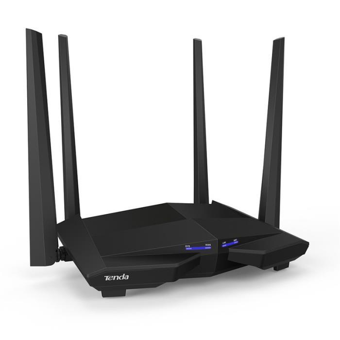 Access Point Dual-Band Gigabit 1200Mbps Tenda AC10U | ACCESS POINTS | elabstore.gr