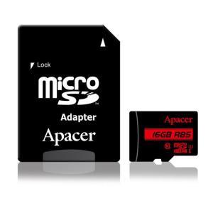 Memory Card Micro SDHC UHS-I U1 Class10 16GB Apacer R85 | MEMORY CARDS | elabstore.gr