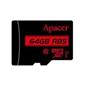 Memory Card Micro SDHC UHS-I U1 Class10 64GB Apacer R85 | MEMORY CARDS | elabstore.gr