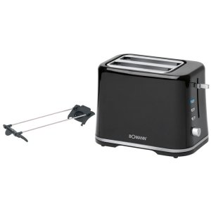 TA 1577 CB BLACK Automatic toaster 157710   ΜΙΚΡΟΣΥΣΚΕΥΕΣ / ΕΠΟΧΙΑΚΑ / ΛΕΥΚΕΣ ΣΥΣΚΕΥΕΣ   elabstore.gr