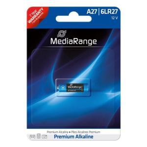 MEDIARANGE Premium Αλκαλική μπαταρία A27 6LR27, 12V, 1τμχ | Μπαταρίες | elabstore.gr