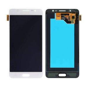 SAMSUNG Original LCD & Touch Panel για Galaxy J5 2016 J510F, White | Service | elabstore.gr