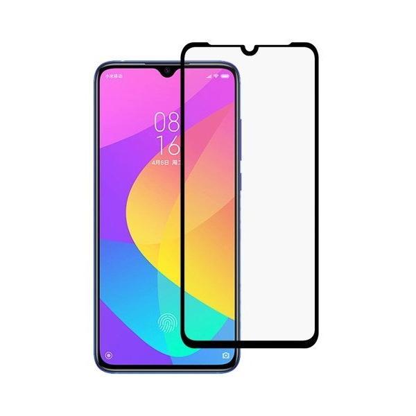 POWERTECH Tempered Glass 5D Full Glue, Xiaomi Mi CC9 Qualcomm, μαύρο   Αξεσουάρ κινητών   elabstore.gr
