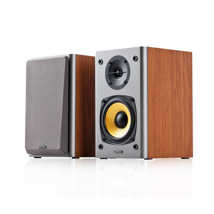Speaker Edifier R1000T4 Brown   LIFESTYLE SPEAKERS   elabstore.gr