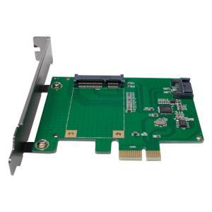 Pci Express to 1x mSATA SSD+1xSATA HDD Logilink PC0077 | PCI ADAPTORS | elabstore.gr