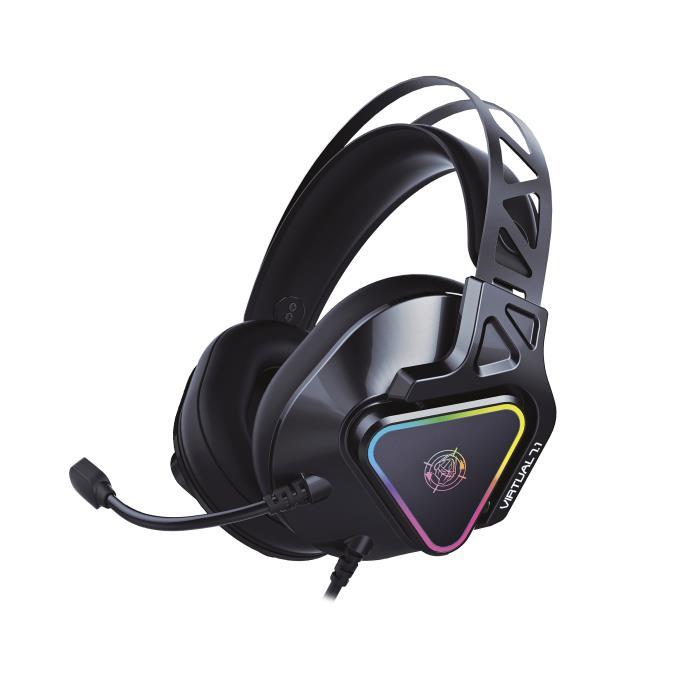 Headphone Zeroground RGB HD-3000G AKECHI PRO   HEADPHONES   elabstore.gr