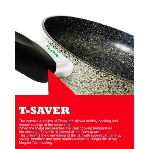 FLONAL Τηγάνι αντικολλητικό Pietra Viva 20cm με λαβή βακελίτη | Οικιακές & Προσωπικές Συσκευές | elabstore.gr