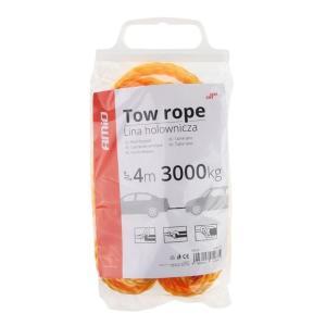 AMIO Ιμάντας ρυμούλκησης 01033, 4m, έως 3000kg, πορτοκαλί | Gadgets | elabstore.gr