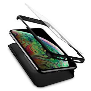 POWERTECH Θήκη Body 360° με Tempered Glass για Xiaomi Redmi Go, μαύρη | Αξεσουάρ κινητών | elabstore.gr