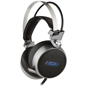 NOD G-HDS-003 GAMING HEADSET ALUMINIUM WITH BLUE LED | ΠΕΡΙΦΕΡΕΙΑΚΑ Η/Υ & LAPTOP | elabstore.gr