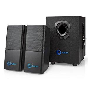 NEDIS GSPR10021BK Gaming Speakers 2.1 USB powered 3.5mm jack 33 W   ΠΕΡΙΦΕΡΕΙΑΚΑ Η/Υ & LAPTOP   elabstore.gr