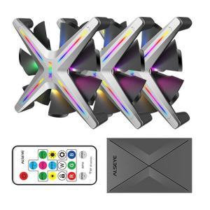 Case Cooler 12cm RGB-Fan Kit Alseye X12 | COOLERS FOR CASES | elabstore.gr